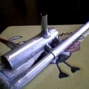 all aluminum mini spud gun