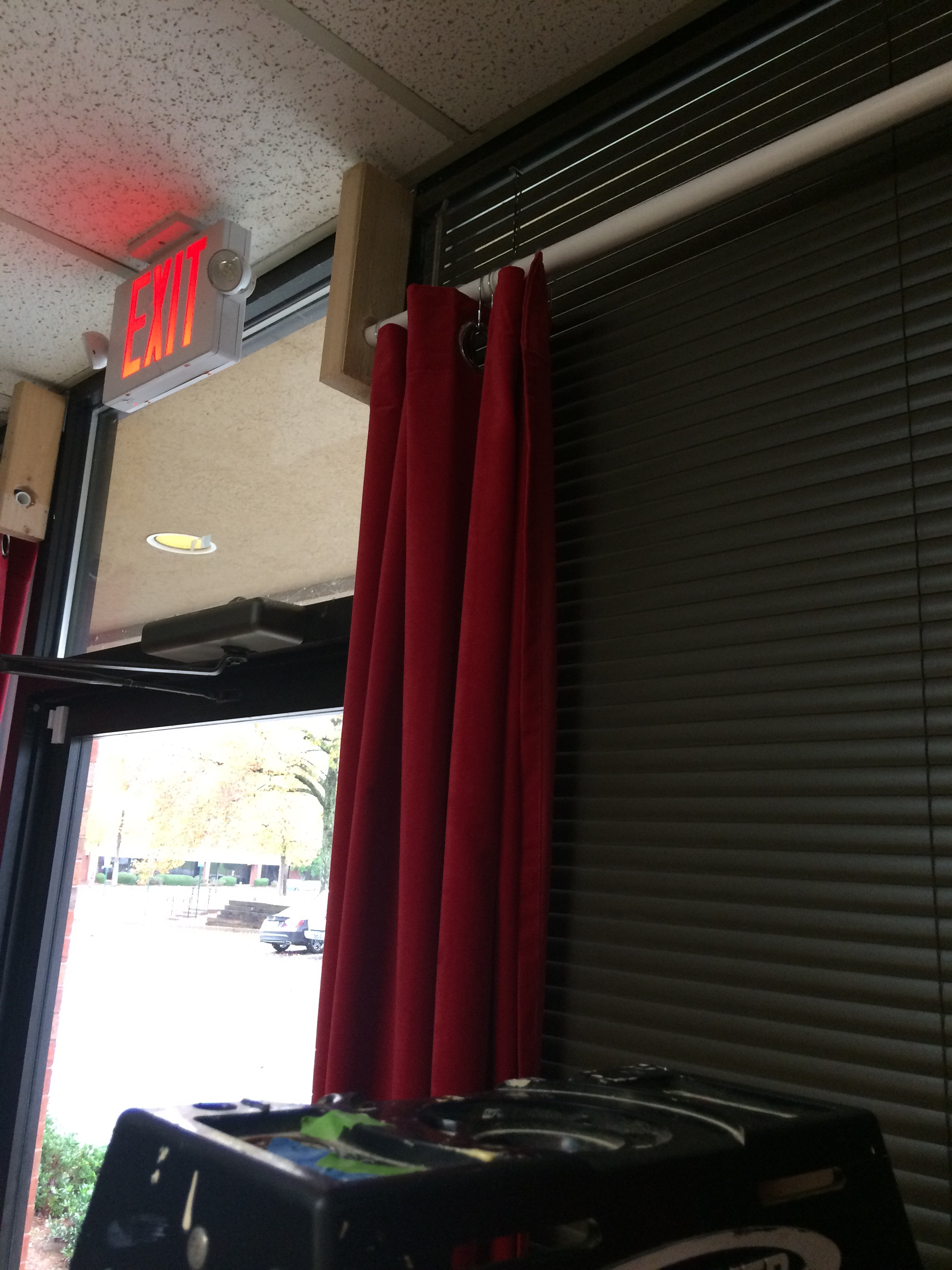Picture of If Integrating a Curtain Hanging System