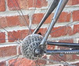 Repairing a Carbon Fiber Bicycle Frame