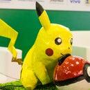 Pikachu doll - Pokémon
