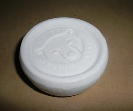 Silicone mold making for soap