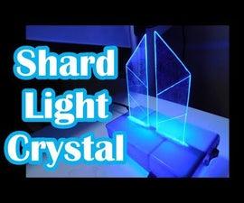 Crystal Desktop Shard Light