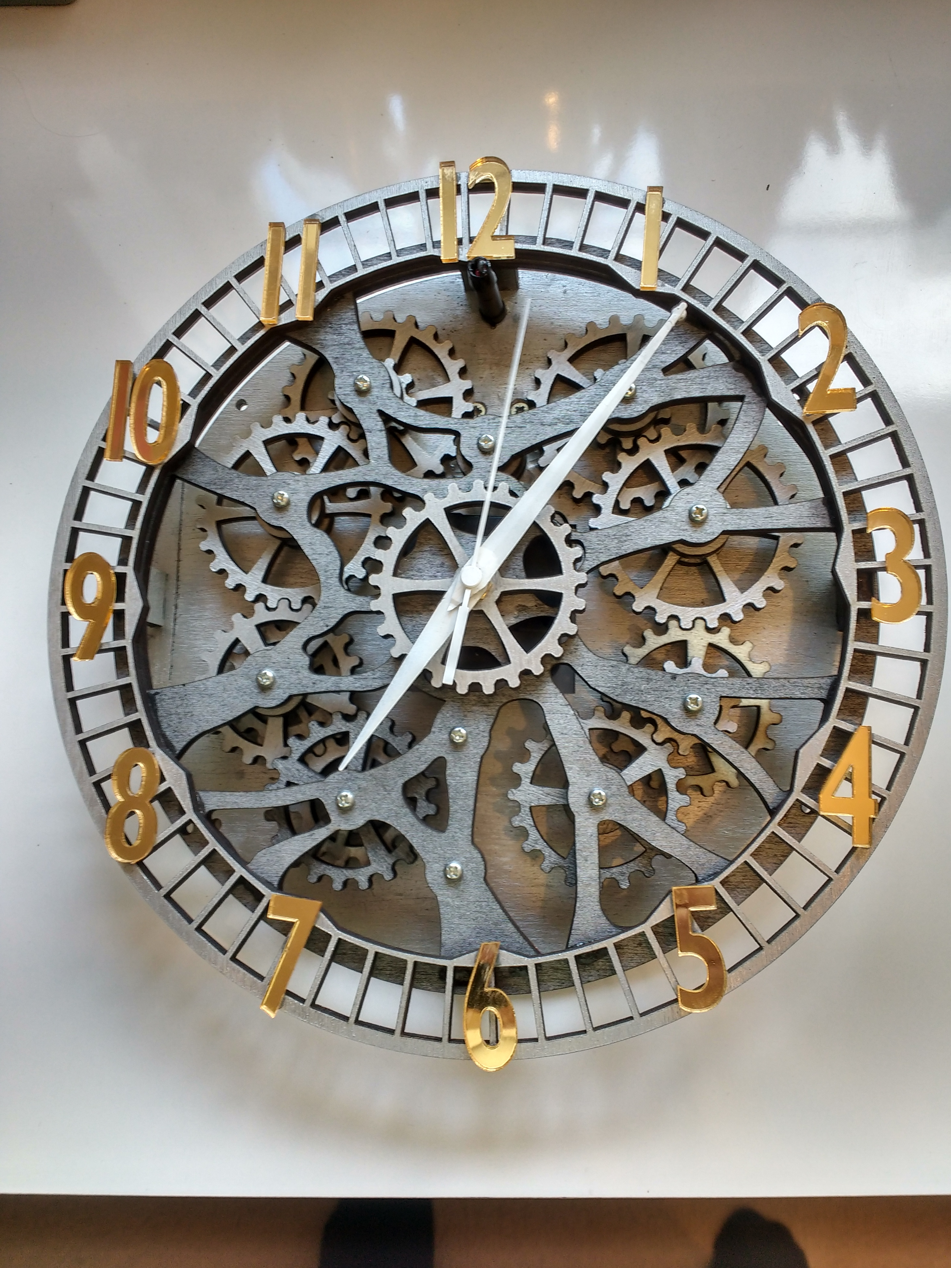 Picture of Gearclock