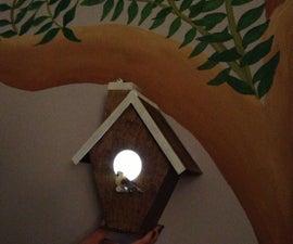 Birdhouse Nightlight