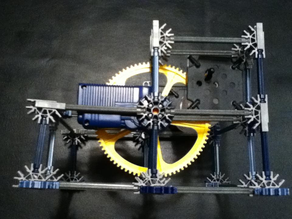 Picture of K'nex Ball Mill