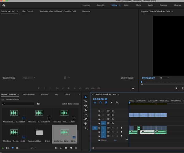 How to Edit a Video in Premiere Pro