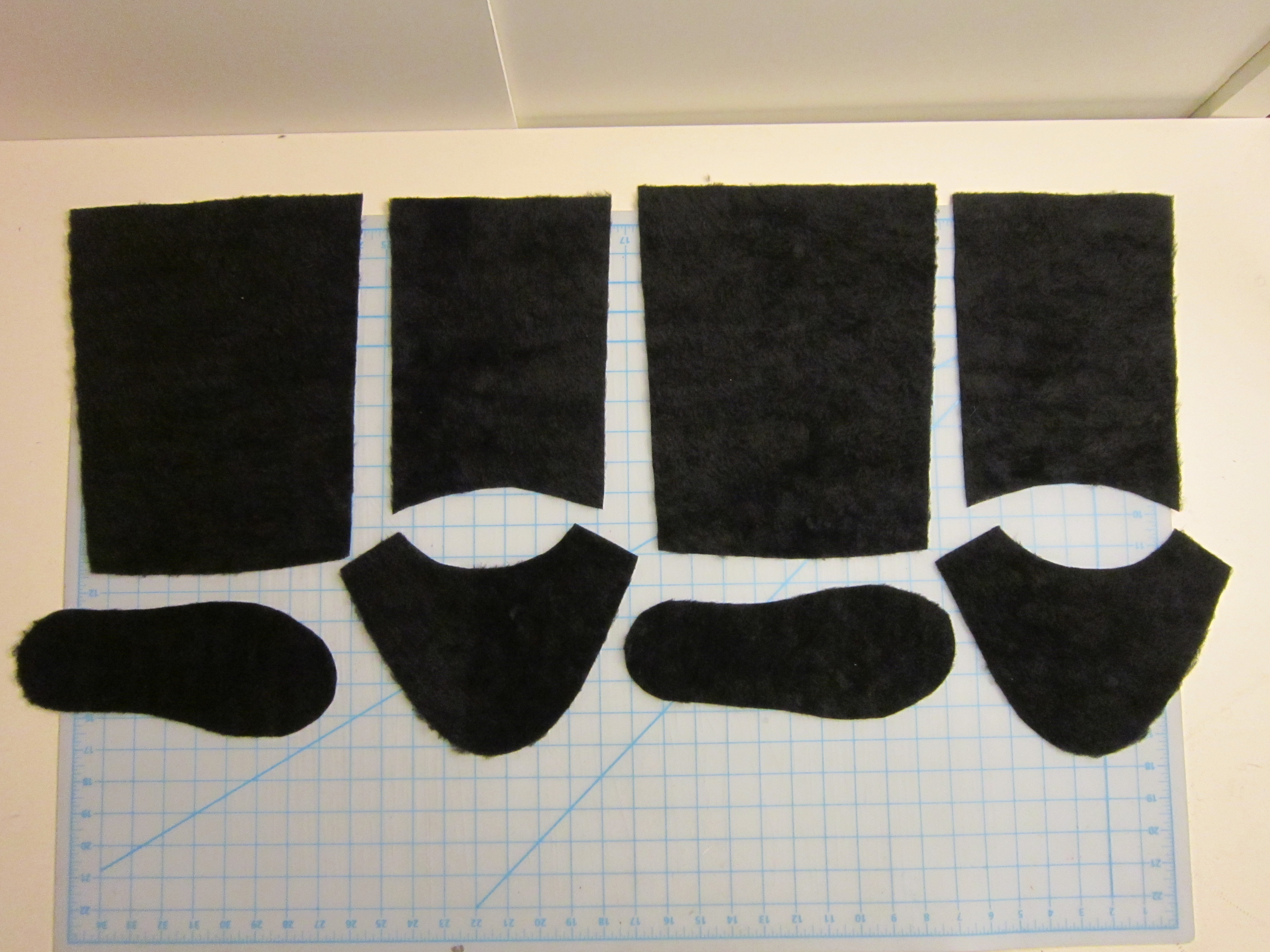 Picture of Sewing the Boot Lining