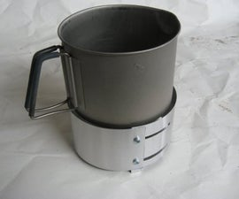 Pot Stand-Windscreen