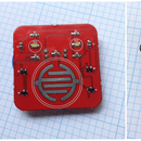Touch Activated Blinky Badge