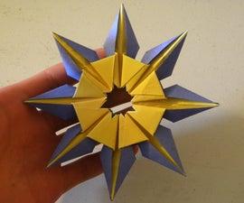 Origami Solrock
