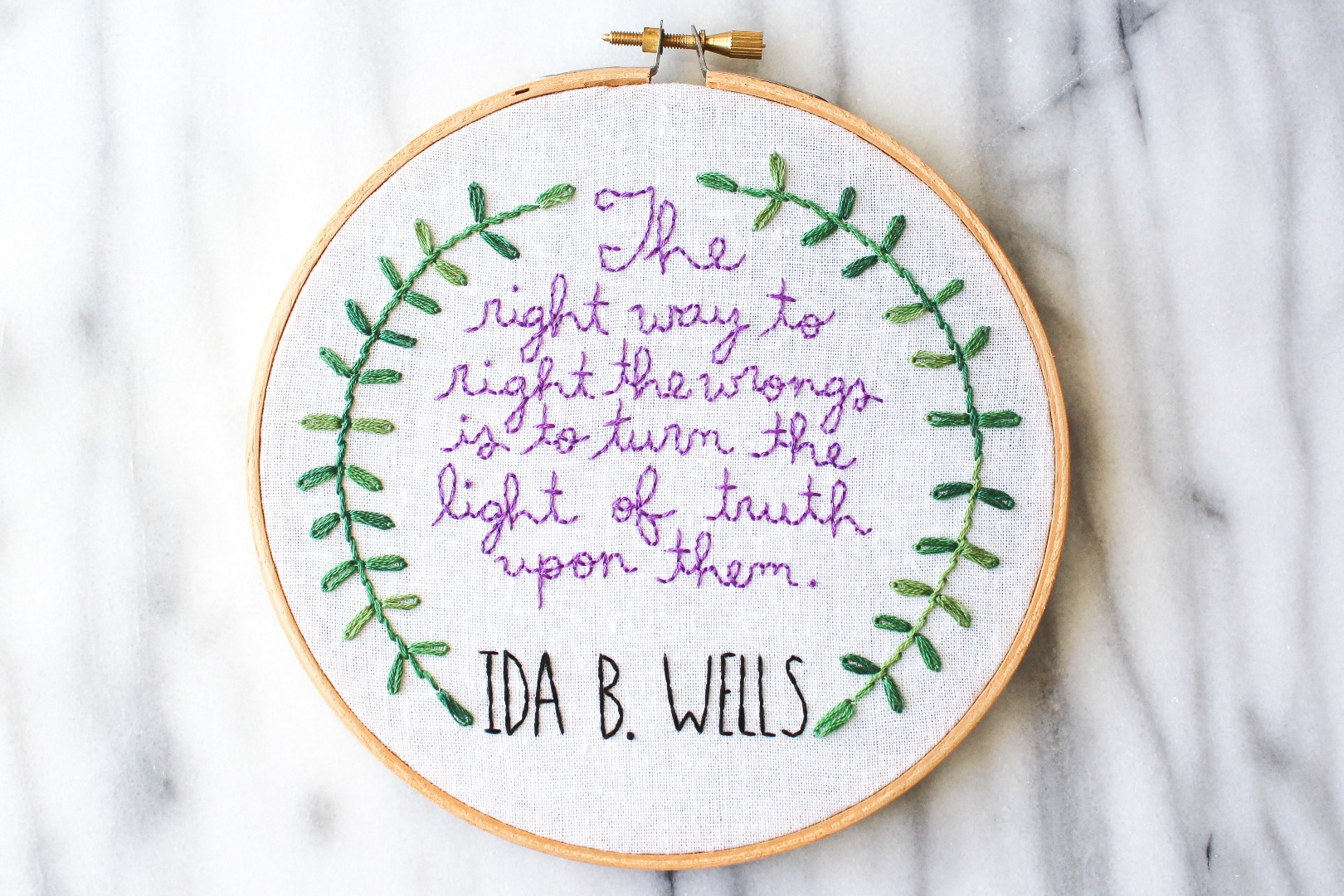 Picture of Embroidery 101: How to Embroider