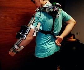 $100 Exoskeleton Arm (ExoArm)