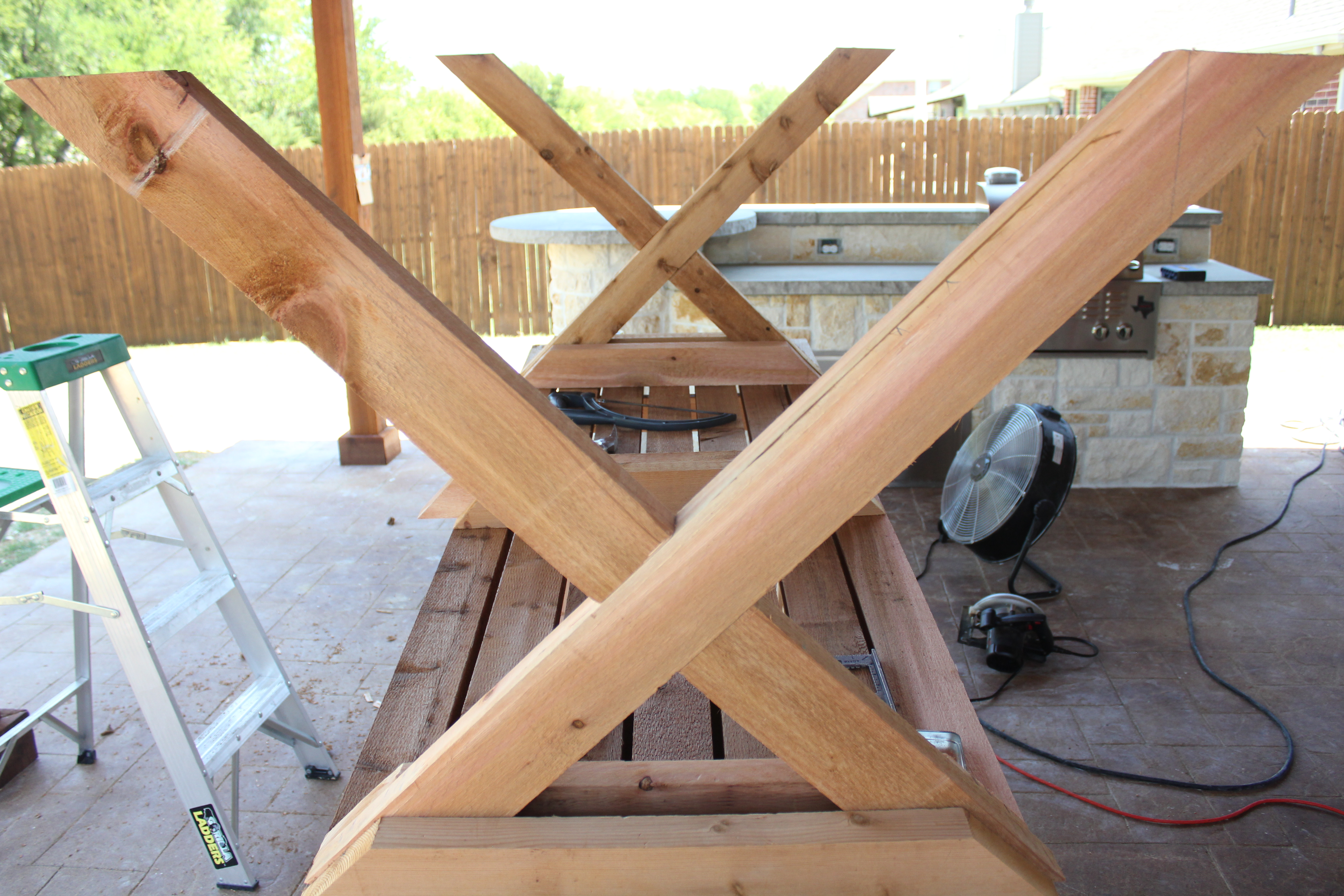Picture of Create & Install Table Legs
