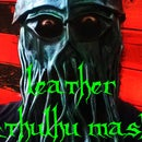 Leather Cthulhu mask