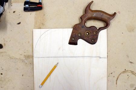 Sketch Blade Shape