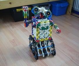Wall-e Garbage Bot
