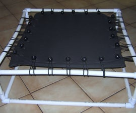 One Person Fitness Trampoline