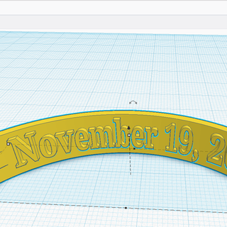 Tinkercad: Easy to Create Curve Text