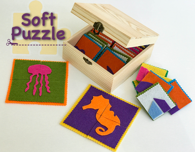 Soft Puzzle
