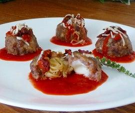 Spaghetti ~IN~ Meatballs!
