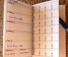 Pocketmod - The Most Easy Organised Piece of Paper You Will Ever Make !!!