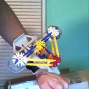 My Arm Mounted Knex Crossbow