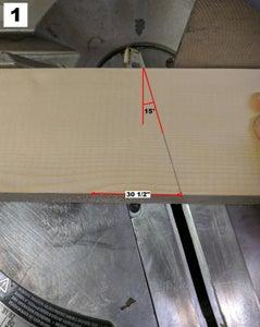 Rear Leg and Main Body Assembly