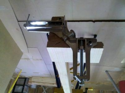 Step 3 the Tool Ledge