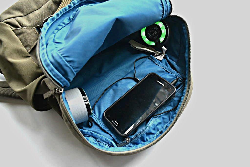 Picture of Backpack Speaker Hack
