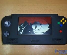 Portable Nintendo 64