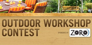Outdoor Workshop Contest
