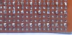 Picture of Soldering 220ohm Resistors