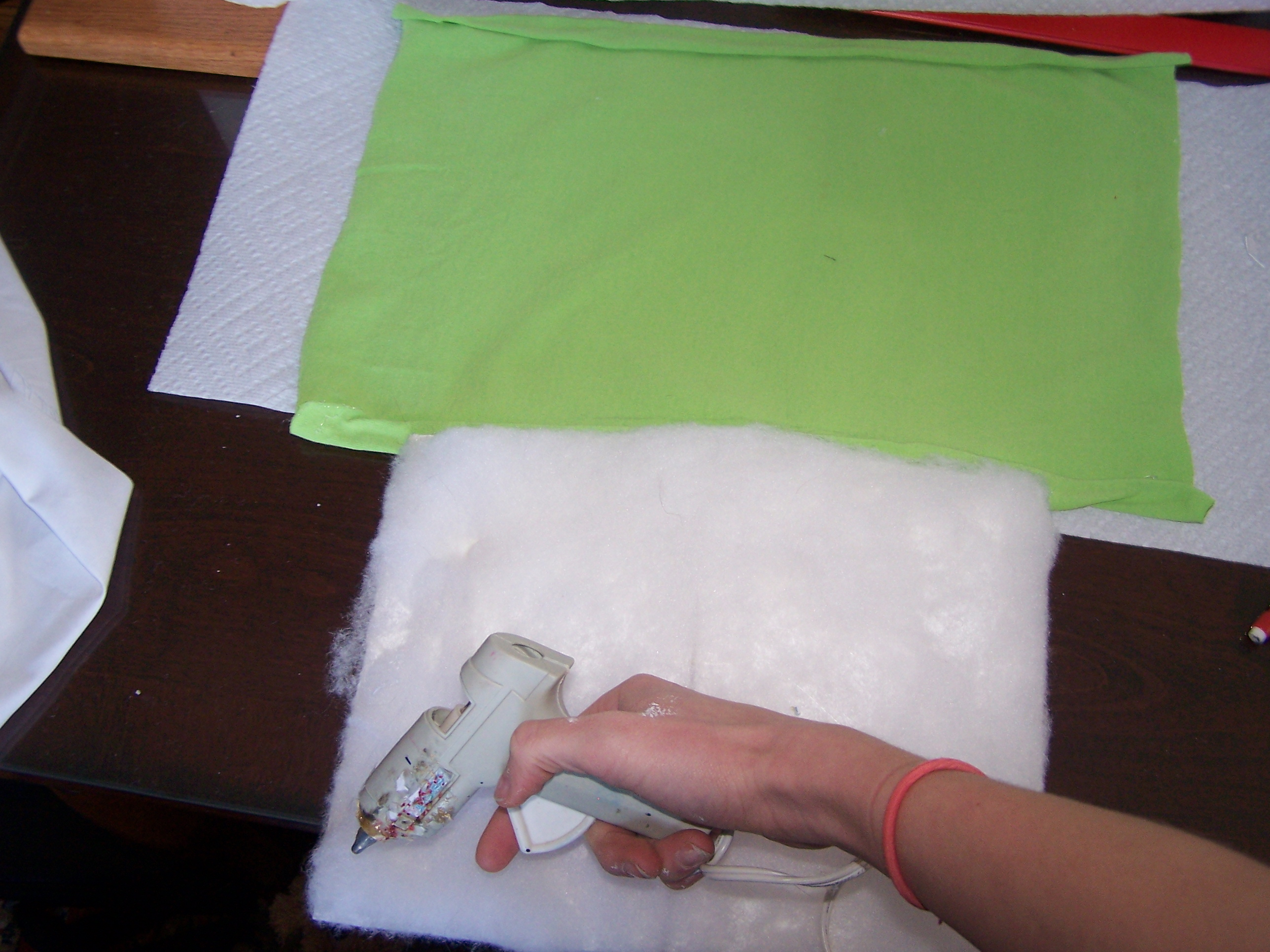 Picture of Covering the Journal: Top and Bottom Edges