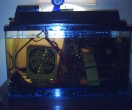 Oil Submerged Fish Tank Pc