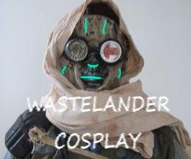 Mad Max/Wastelander Inspired Cosplay