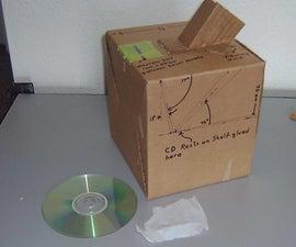 CD Spectroscope in a Box, Spectrograph