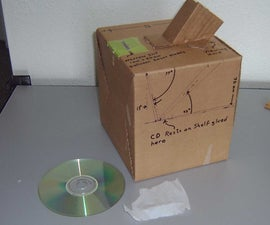 CD Spectroscope in a Box, Spectrograph