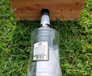 Wood Bee Trap