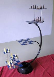 Tri-dimensional Chess