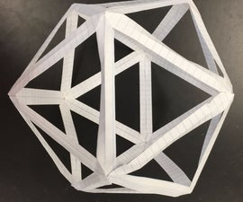 origami icosahedron