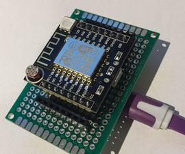 Witty Cloud Module Adapter Board