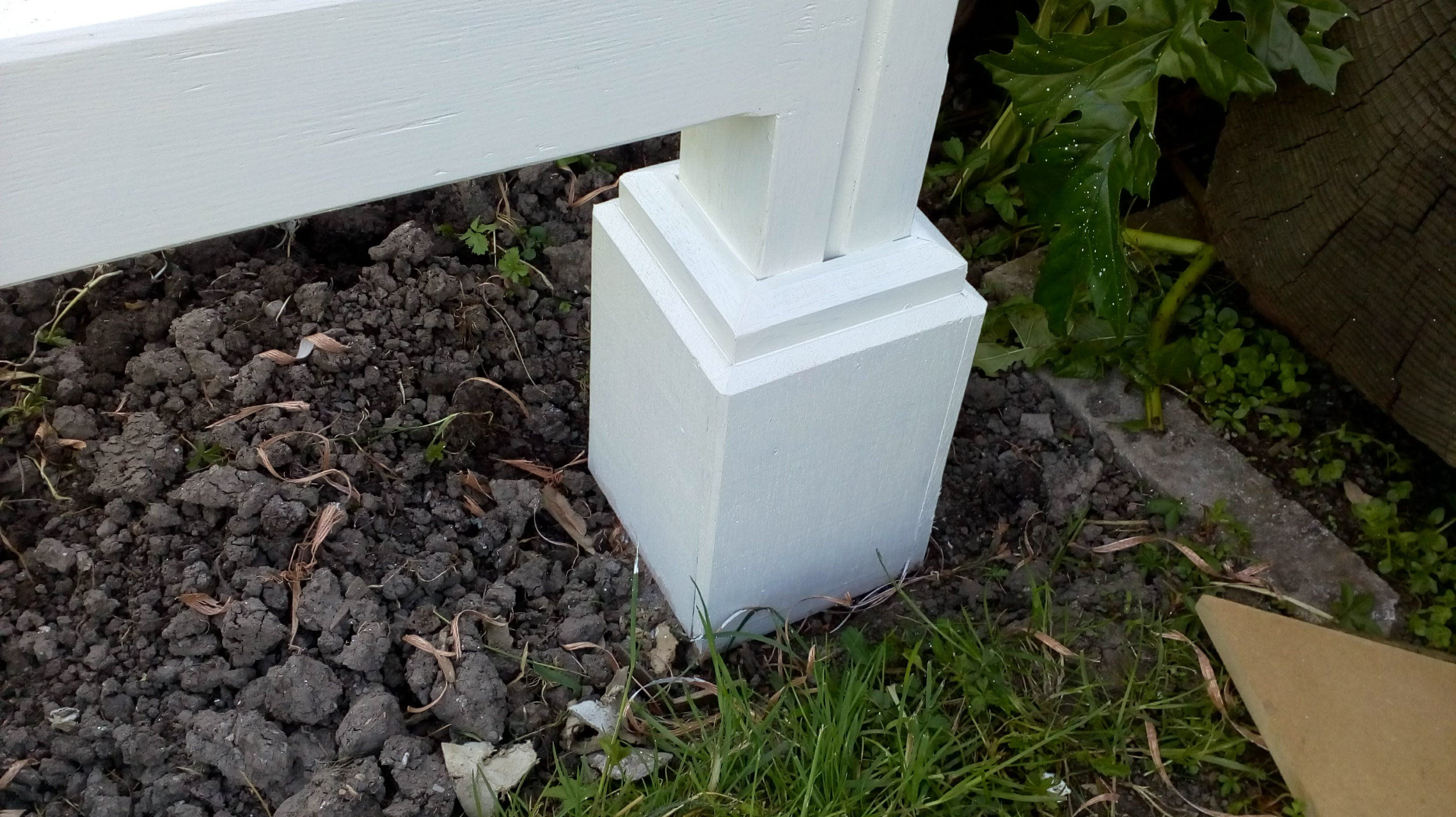 Picture of Post Base Skirting