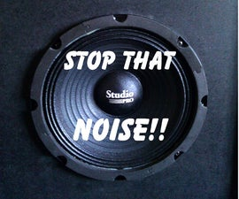 Stop That Annoying Boombox!