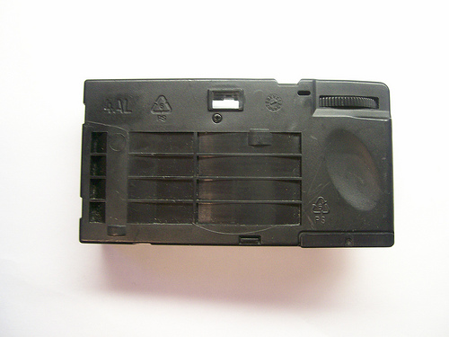 Picture of Disassemble Camera
