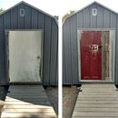Shed Door Replacement / Upgrade