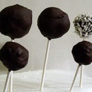 Chocolate Covered Rice Crispy Pops*