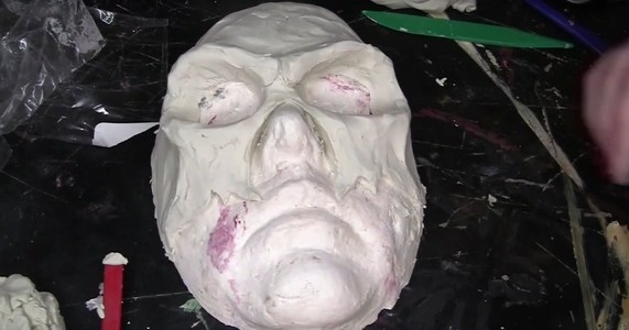 Sculpt Your Mask!