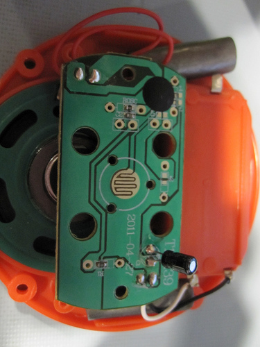 Picture of Circuit Board