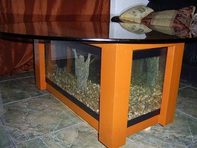Table Top Aquarium