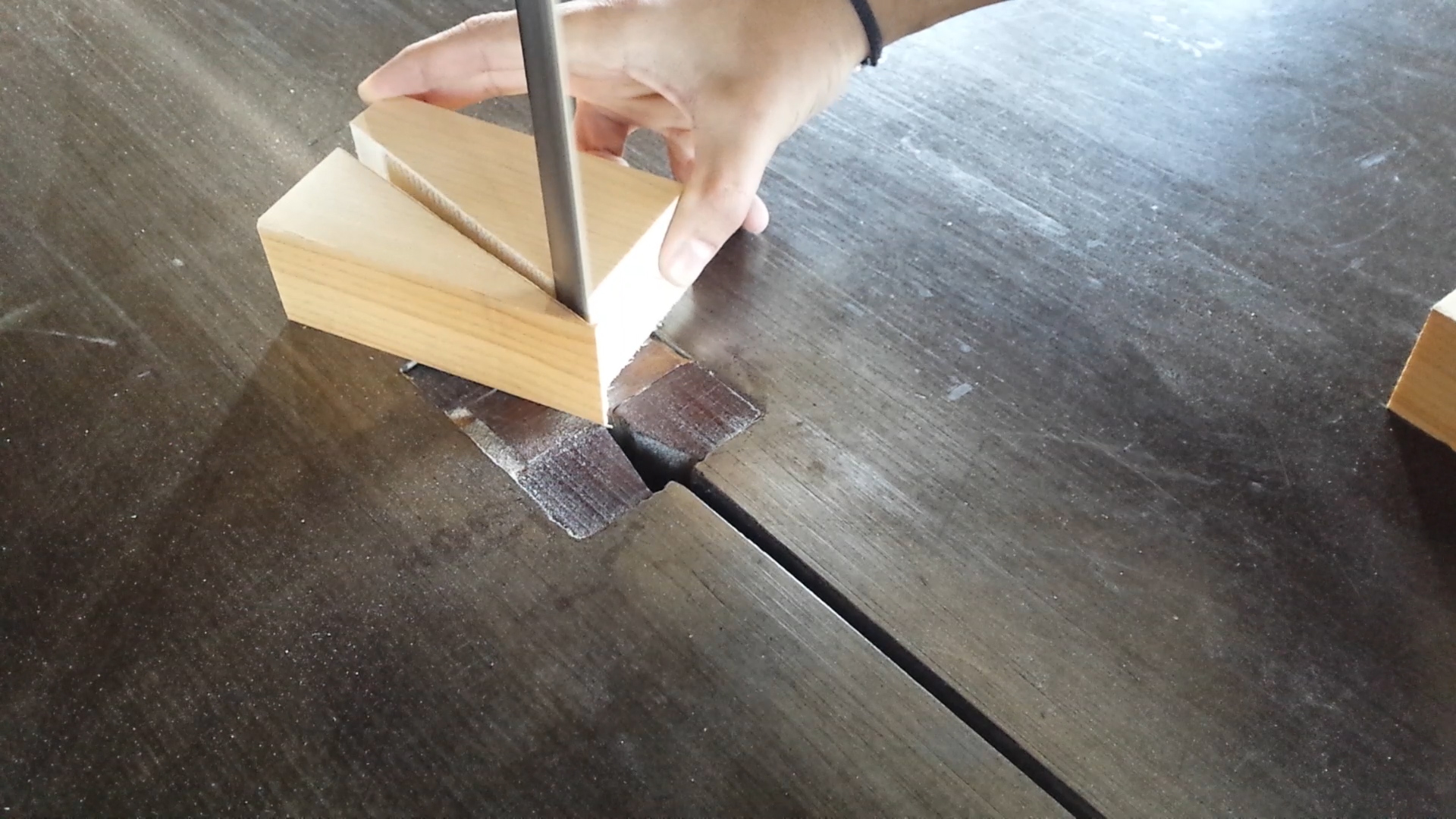 Picture of Attaching the Risers